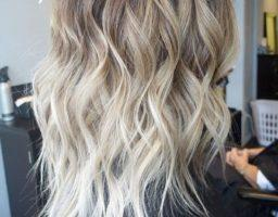 Hair care routine for ombre hair