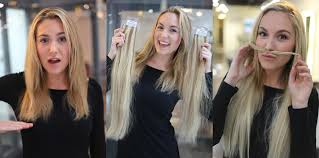 before using hair extensions 6