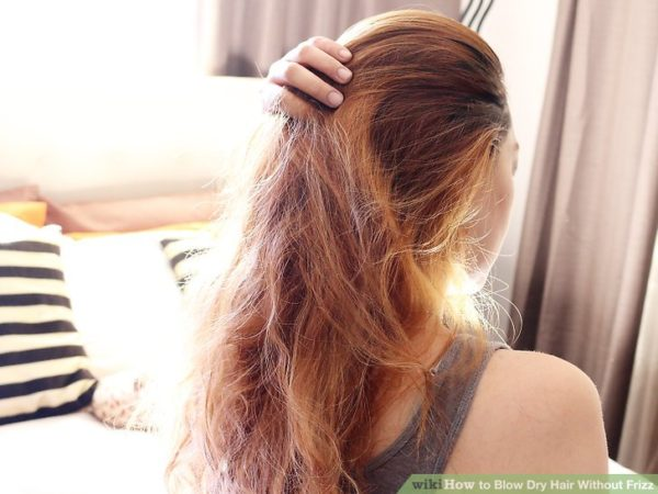 Dry hair and the causes 1