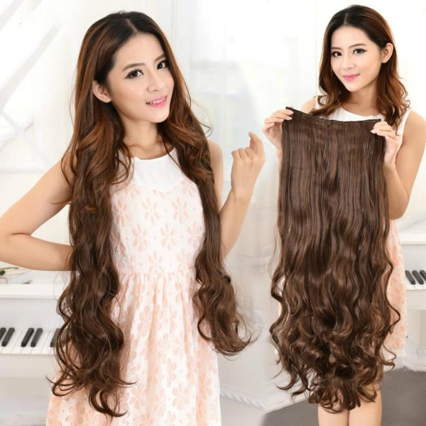 Really Thick Hair Extensions 2