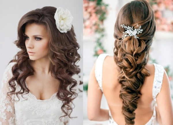 Beautiful And Attractive Curly Hair Extensions Styles For