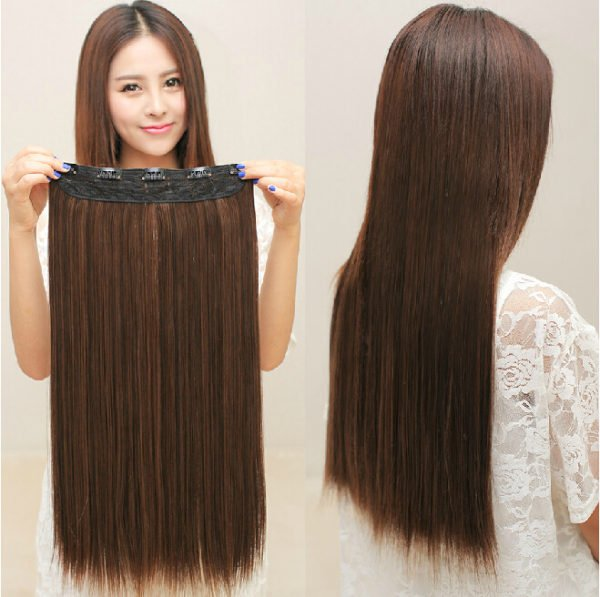HOW TO MAKE HAIR EXTENSIONS 3