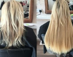 HAIR EXTENSIONS FOR SHORT HAIR 3