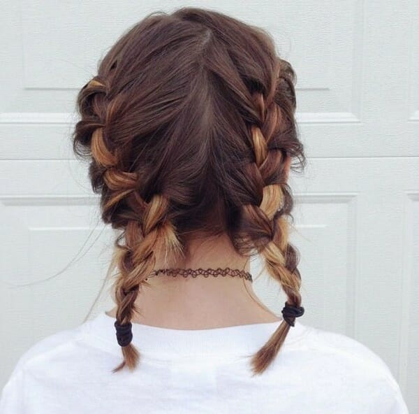 Simple Hairstyles For Girls This Summer 4