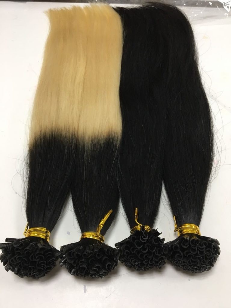U TIPS STRAIGHT HAIR EXTENSIONS 20 INCHES