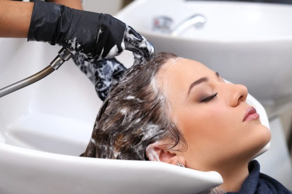 restore damaged hair caused by 1