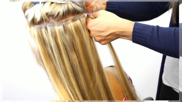 Advantages of Tape in Hair Extensions 2