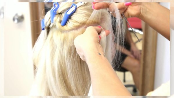 Advantages of Tape in Hair Extensions 3