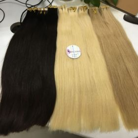 TAPE STRAIGHT HAIR EXTENSIONS
