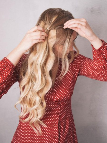 Braid hairstyles with ultra-volume 3