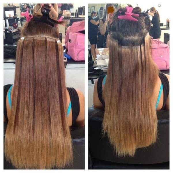 CHOOSE THE RIGHT HAIR EXTENSIONS 3