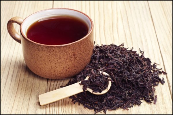 HAIR FROM SHEDDING BY USING BLACK TEA 2
