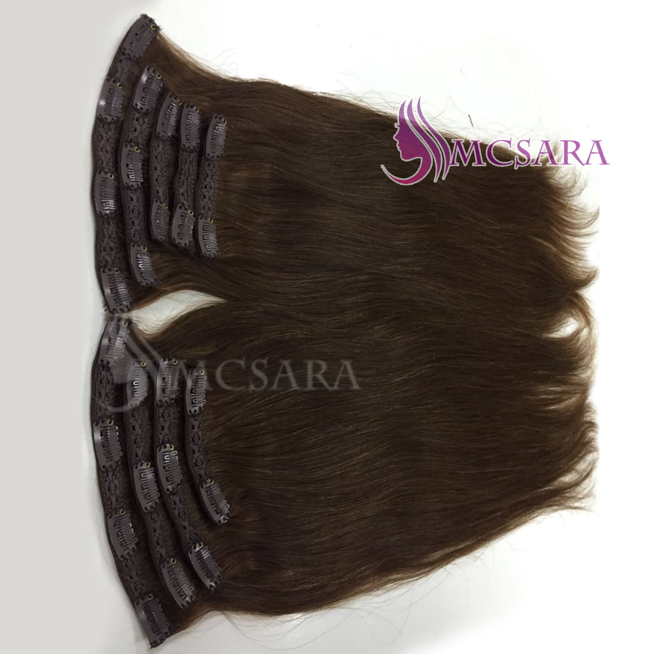 26 Inch Clip In Straight Hair Extensions
