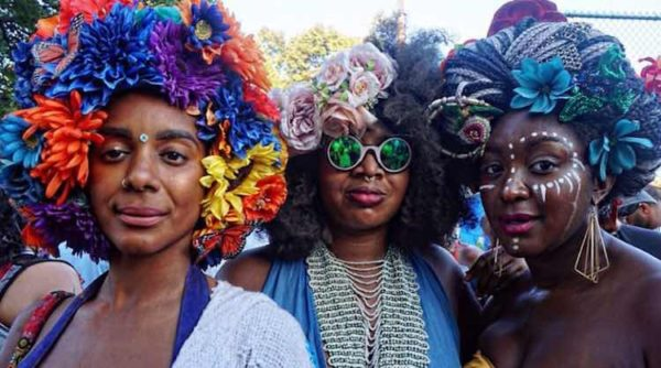 Looks from AFROPUNK Festival 2