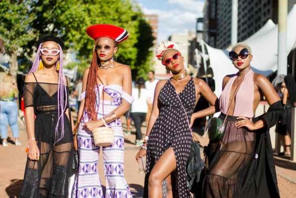 Looks from AFROPUNK Festival 4