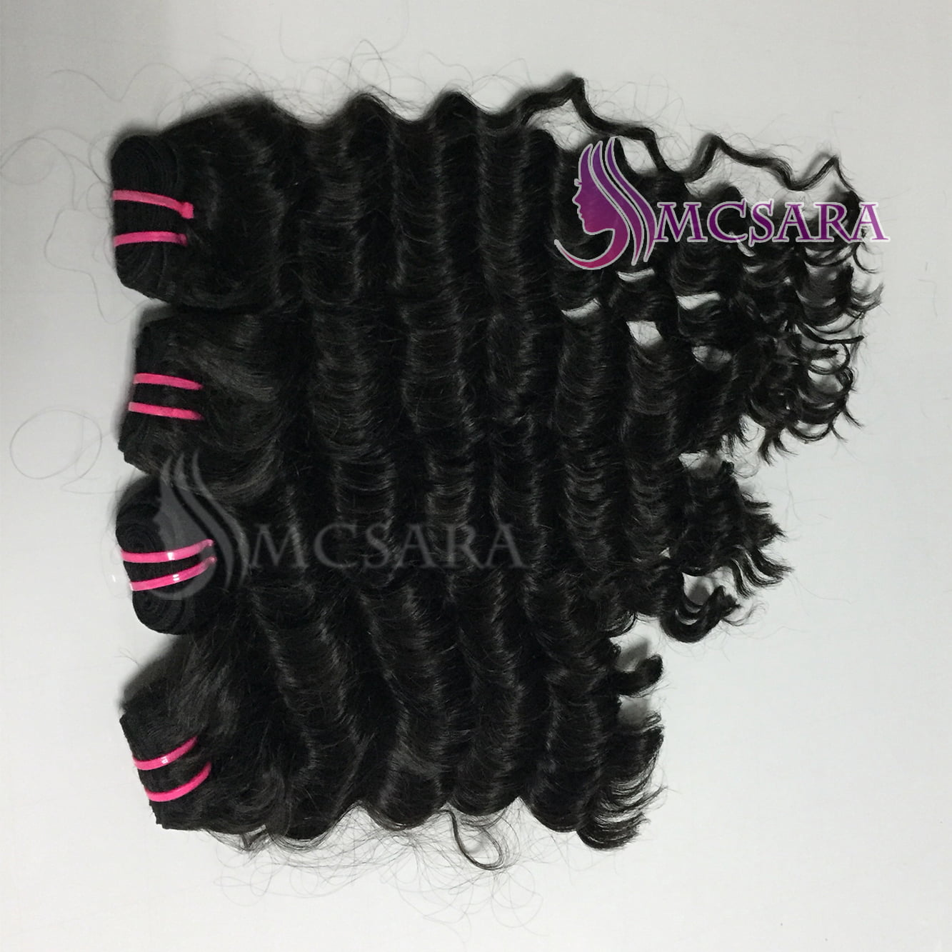 16 18 20 Inches Weave Wavy Hair Extensions