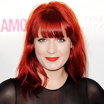 RED HAIRSTYLES OF HOLLYWOOD 2