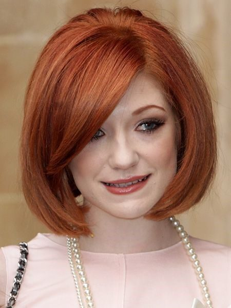 RED HAIRSTYLES OF HOLLYWOOD 3