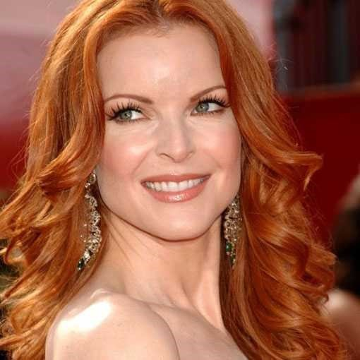 RED HAIRSTYLES OF HOLLYWOOD 5